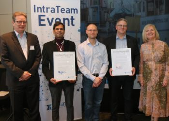 IntraTeam Prize 2020